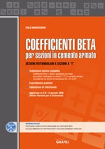 Coefficienti Beta per sezioni in cemento armato